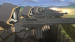 Valkyria chronicles 3 - CR unit by tovarishcomrade