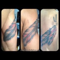 Feathers by Melissa-Capo