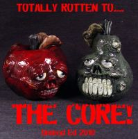 ROTTEN TO THE CORE by Undead-Art