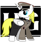 Heroes & Generals Pony Icon by LazyWhooves