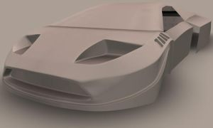 1st personal concept car wip2 by ragingpixels
