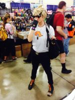 SUPERCON DAY TWO - dirk strider by peatock