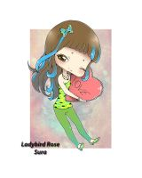 Request - Annushka by LadyBird-Rose