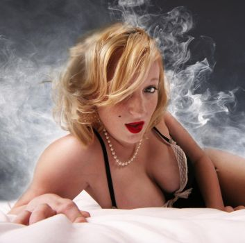 Smokin by CurvedLightStudio