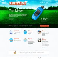 Meet Zamzee by burnstudio