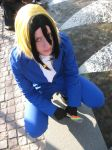 Nougami Neuro cosplay by Nougami-Neuro