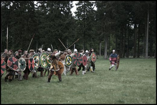 The order to attack by Lirhluthvik