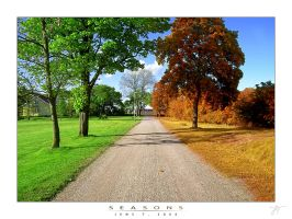 Seasons by JTphoto