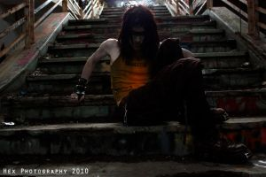 Creep by HexPhotography