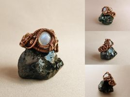 ring Liana by UrsulaOT