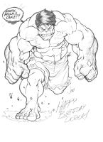 Hulky Birthday Derek by jpm1023
