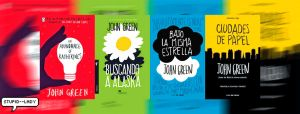Pack John Green by Stupid--Lady