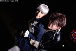 Katsucon 2015 - Shadow Hearts(PS) 15 by VideoGameStupid