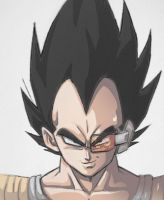 Nominee84's DB Vegeta by Kinky-Typo