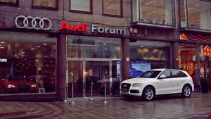 Audi Forum Stockholm by ShadowPhotography