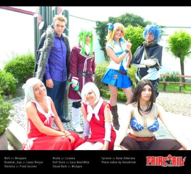 FT - We are Fairy Tail by ViolettaX