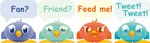 Social Birds by lightfastdesign