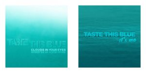 Taste this blue - diptych by Calliope00