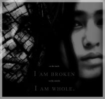 Broken or Whole by Chexee