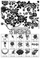 FAUXISM.org - Brushset 016 by fauxism-org