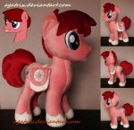 OC North Star plush by agatrix