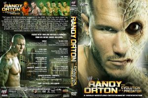 Randy Orton DVD Cover by Chirantha