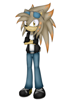 Omega Neo Complete Form by DragonWarrior25