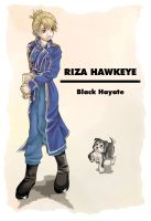 ::FMA::Hawkeye and Hayate:: by yito