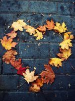love nature leafs by depainted