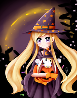 .:Happy Halloween:. by Exceru-Hensggott