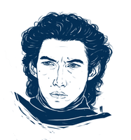 Kylo by Chell-Dunphy