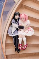 Madoka Magica: Best Friends by Ocean-san