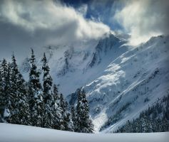 Mount Baker Winterland 2 by CezarMart