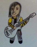 Fun Ghoul Paper Child by Leanneisme