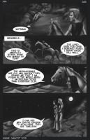 American Gothic Vampire Werewolf Comic pg 336 by skycladstrega