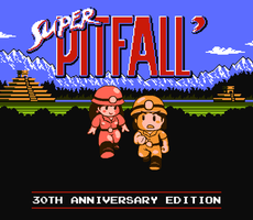 Super Pitfall 30th Anniversary Edition by hansungkee