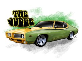 The Judge GTO by deadking10