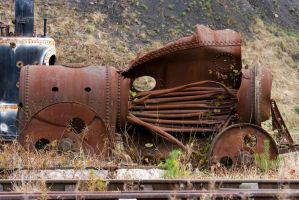 Beamish steam stock 15 by Random-Acts-Stock