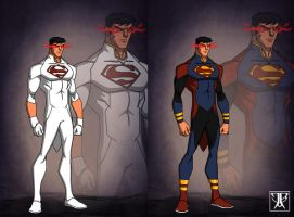 Superboy by DivineComics