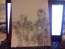 Iron Man 3 Finished by JsHeP97