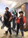 Team Fortress 2 cosplay by Shiroyuki9