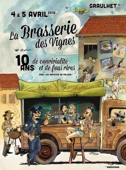 10 years of making beer ! Finished ! by serge-fiedos