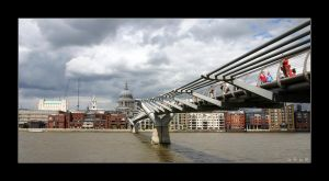 Carte postale from Londres by xnoux