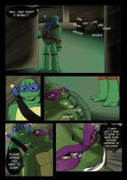 TMNT (fanmade) Same as it never was Aftershock _13 by FleshCreature