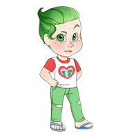 Tiny Kenneth by luddles