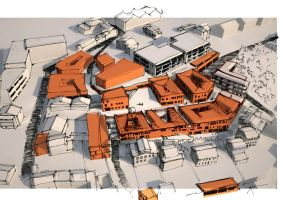 Marseille projet architecture by griffeur