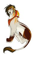 Lion Adopt Auction CLOSED by anelalani