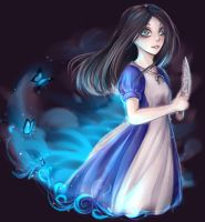 Alice by White-K
