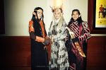 Elros, Thranduil, and Elrond by seawaterwitch