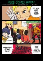 Naruto - Here Comes Santa! Pg.2 of 12 by BotanofSpiritWorld